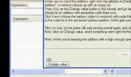 Using MHS Memory Hacking Software with Cheat Engine Tutorial 1-7 steps